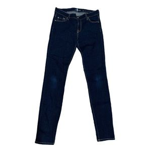 7 for All Mankind Skinny Jeans - Women's Size 29